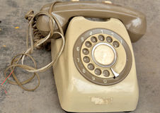 Phone classic old Royalty Free Stock Photography