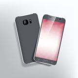 Phone Design concept Stock Images