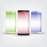 Phone Design concept Royalty Free Stock Photo