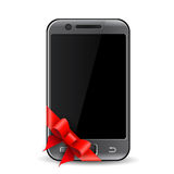 Phone gift Royalty Free Stock Photo