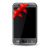 Phone gift Stock Images