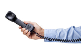 Phone Hand Contact Call royalty free stock photo