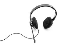 Phone headset Royalty Free Stock Images