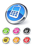 Phone icon Royalty Free Stock Image