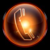 Phone icon. Stock Images