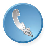 Phone icon stock illustration