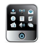 Phone Icon Royalty Free Stock Photography