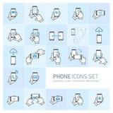 Phone icon se Stock Photo