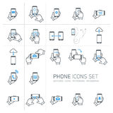 Phone icon se Stock Photos