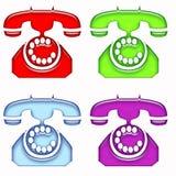 Phone isolated Royalty Free Stock Image