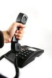 Phone isolated Royalty Free Stock Photo