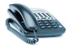 Phone isolated on white Stock Image