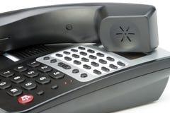 Phone isolated on white Royalty Free Stock Photo