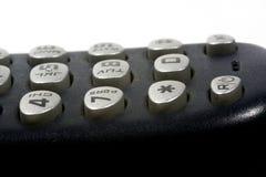 Phone keypad Stock Images