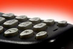 Phone keypad Stock Image
