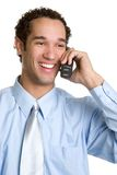 Phone Man Royalty Free Stock Images