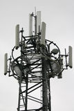 Phone mast Stock Images