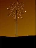 Phone mast signal Stock Image