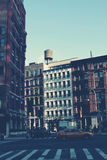 Phone Photo Effect - NYC Royalty Free Stock Photo