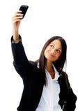 Phone portrait Royalty Free Stock Photo