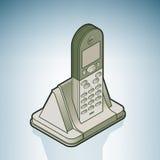 phone radion Royaltyfria Bilder