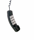 Phone Receiver Hanging Stock Images