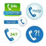 Phone service Stock Images