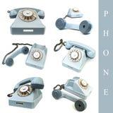 Phone set Royalty Free Stock Photography