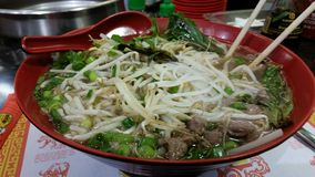 Pho soup Royalty Free Stock Image