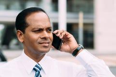 Phone talk Royalty Free Stock Photos