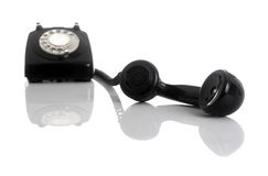phone tappning Royaltyfria Foton