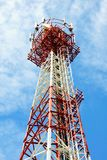 Phone tower Royalty Free Stock Photography