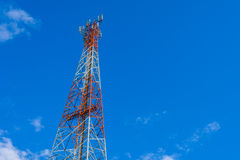 Phone tower Stock Photo