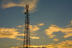 Phone tower Stock Images
