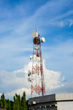Phone tower Stock Image