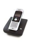 Phone on White Stock Photo