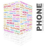 PHONE. Stock Photography
