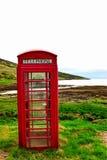 phonebooth royaltyfria foton
