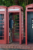 phonebooth Стоковые Фото