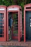 phonebooth Στοκ Φωτογραφίες