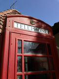 Phonebooth images stock