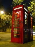 Phonebox Stock Photo
