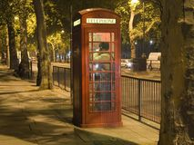 Phonebox Royalty Free Stock Photography