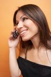 phonecall Стоковая Фотография