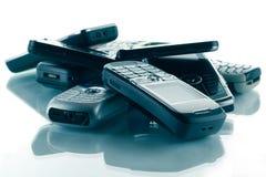 Phones Stock Photo