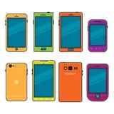 Phones Stock Image