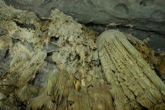 Phong Nha Cave (Paradise Cave) in Phong Nha-Ke Bang National Park, Vietnam stock photos