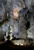 Phong Nha, Ke Łomota jamę, światowe dziedzictwo, Wietnam Obraz Stock