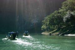 Phong Nha - Ke Łomota zawody międzynarodowi parka, Wietnam Obraz Stock