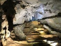Phong Nha. Ke Bang cave royalty free stock images